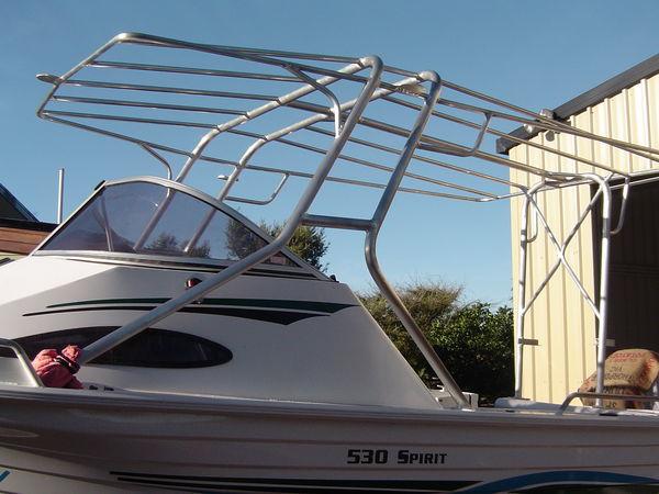 Hewitt Boat Lift Canopy